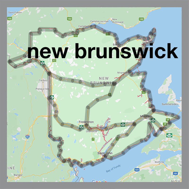 New Brunswick Pendant