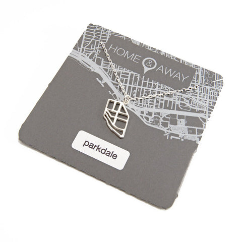 parkdale toronto neighborhood pendant