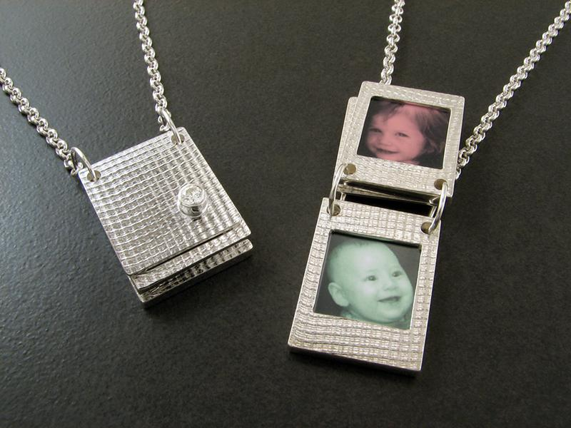 Scrapbook Locket