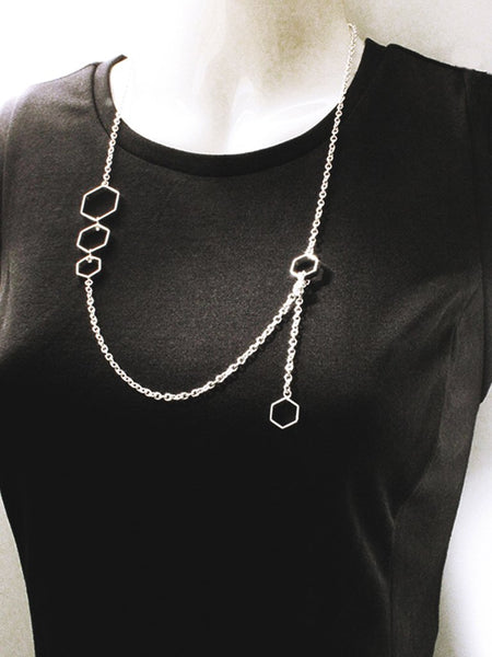 Hexagon Geometric Lariat