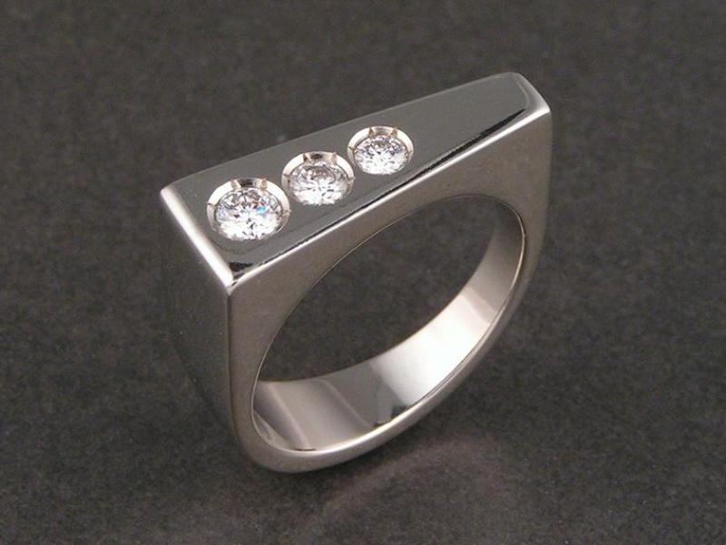 Assymetric Ring