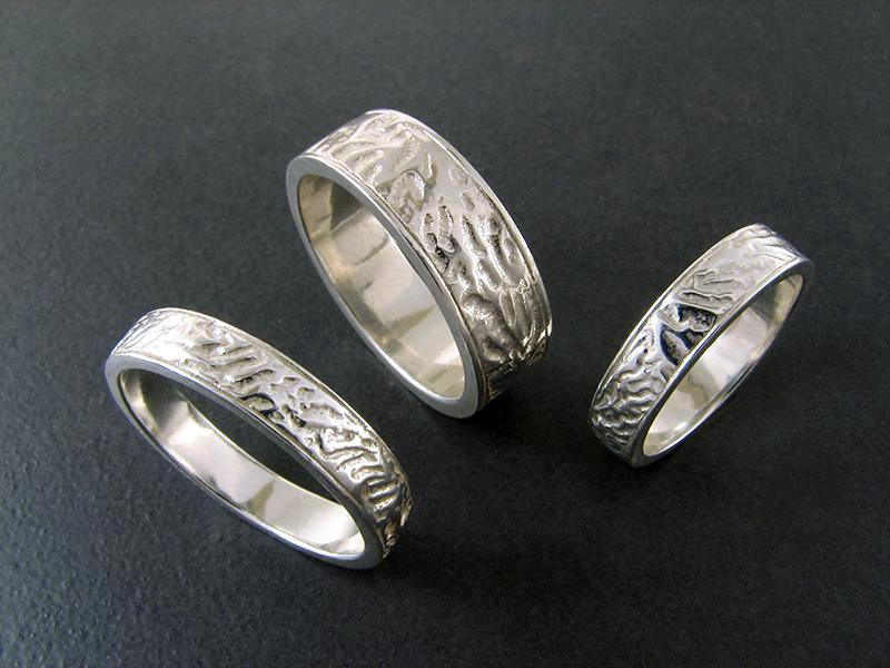 Reticulated Rings