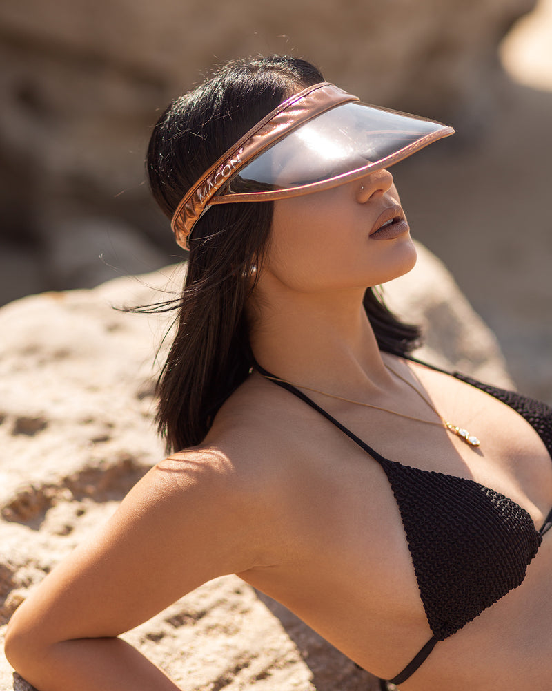 The Bronzie Visor Hat