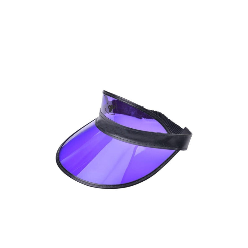 Purple Haze Visor Hat