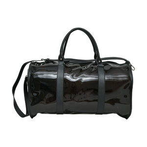 Black Widow Transparent Duffel Bag