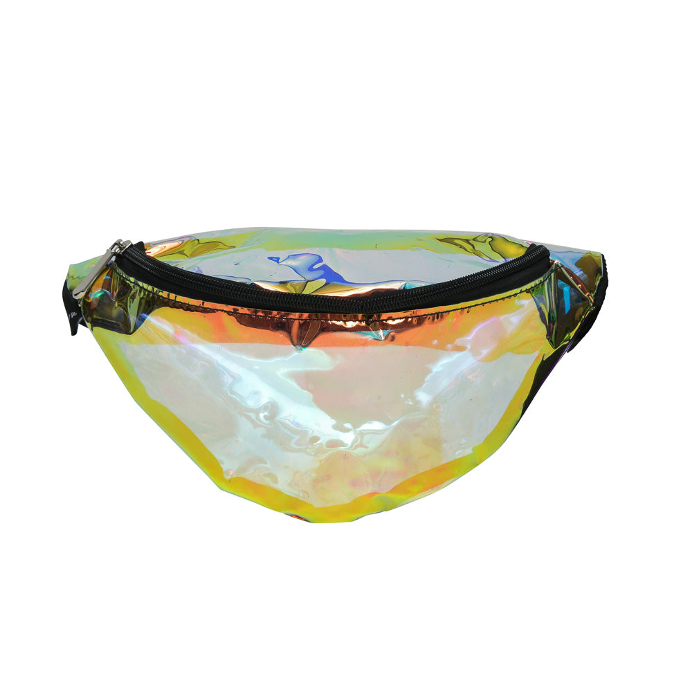 Hologram Transparent Waist Bag