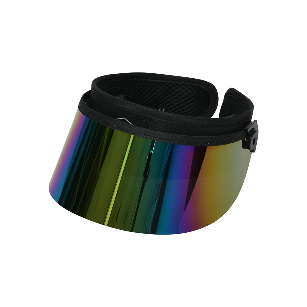 Black Multicolor Paparazzi Mask