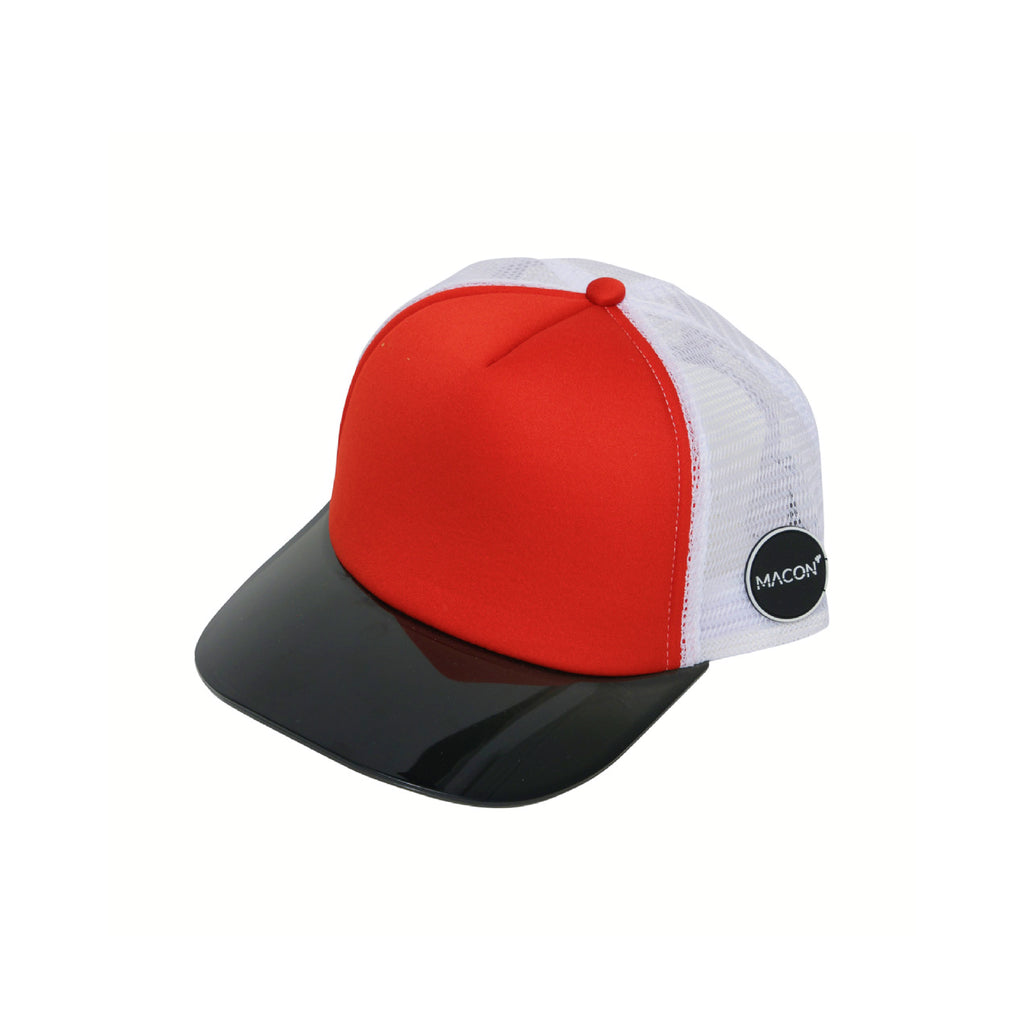 High Risk Red Trucker Hat