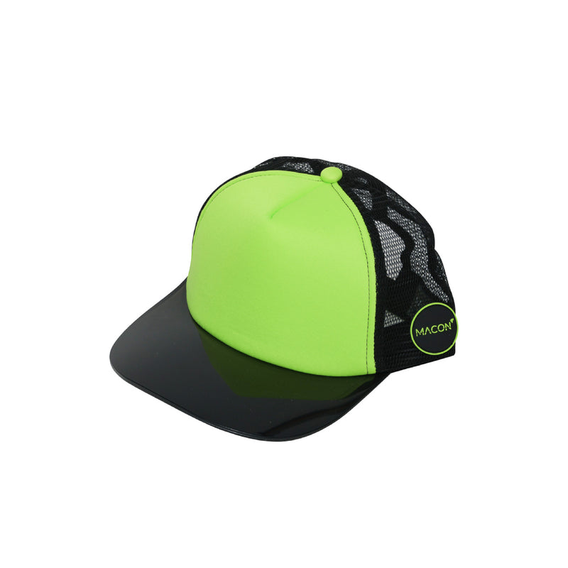 Neon Lime Trucker Hat