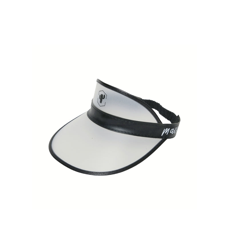 C Through Visor Hat