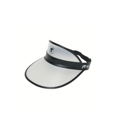 Black Emerald Visor Hat