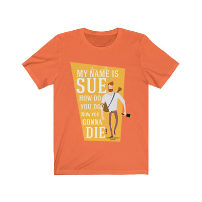 """A Boy Named Sue"" Men's T-Shirt - OUTFITEE"