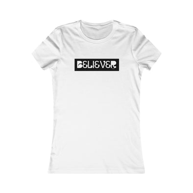 """Believer"" Women's T-Shirt - OUTFITEE"