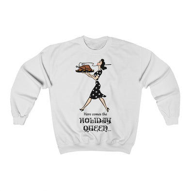 """Holiday Queen"" Women's Sweatshirt (Second Version) - OUTFITEE"