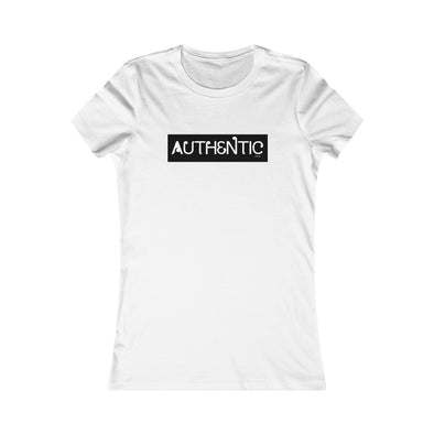 """Authentic"" Women's T-Shirt - OUTFITEE"