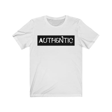 """Authentic"" Unisex T-Shirt - OUTFITEE"