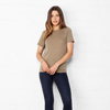 "'I Am The Girl"" Women's Basic Tee - OUTFITEE"