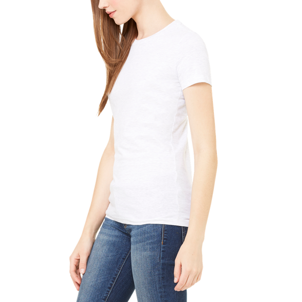 """Soul Whisperer"" Women's Slim Fit T-Shirt - OUTFITEE"