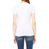 """I Am The Girl"" Slim Fit Women's Tee - OUTFITEE"