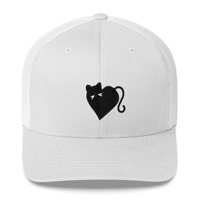 Kitty Trucker Cap - OUTFITEE