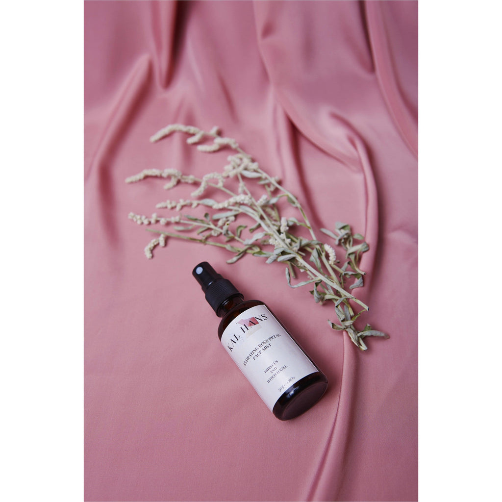 Hydrating Rose Petal Face Mist