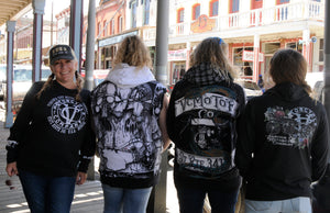 Virginia City Motorcycle Company - Cheryl Curtis