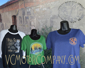Virginia City Motorcycle Company T-Shirts For Sale
