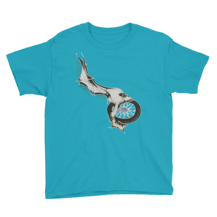 Youth Short Sleeve T-Shirt T-shirt Virginia City Motorcycle Company Apparel