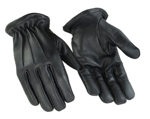 DS59 Premium Water Resistant Short Glove Men's Lightweight Gloves Virginia City Motorcycle Company Apparel