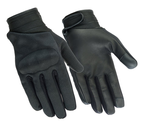 DS43 Textile Lightweight Glove Men's Lightweight Gloves Virginia City Motorcycle Company Apparel