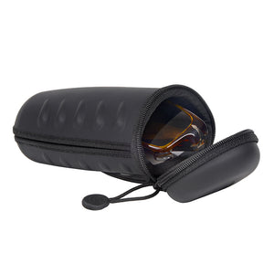 Rugged Hard Shell Optics Case(tm)- NGCL-03-01 Sunglasses Virginia City Motorcycle Company Apparel
