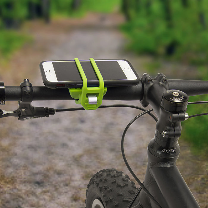 HANDLEBAND® UNIVERSAL SMARTPHONE BAR MOUNT - HDB2-09-R3 Motorcycle Mounts Virginia City Motorcycle Company Apparel
