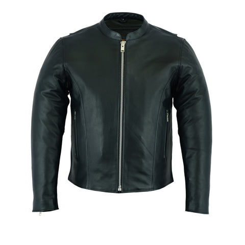 DS738 Men's Classic Scooter Jacket Men's Jackets Virginia City Motorcycle Company Apparel