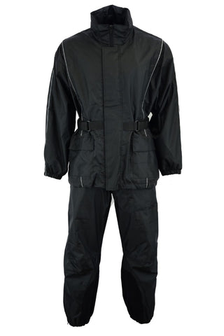 DS589 Rain Suit Rain Suits Virginia City Motorcycle Company Apparel