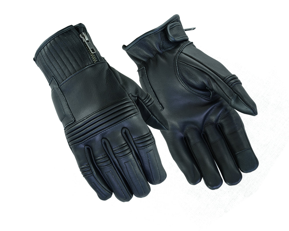 DS92 Premium Operator Glove Men's Lightweight Gloves Virginia City Motorcycle Company Apparel