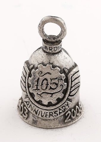 GB 105th Anniv Guardian Bell® 100th Anniversary Guardian Bells Virginia City Motorcycle Company Apparel