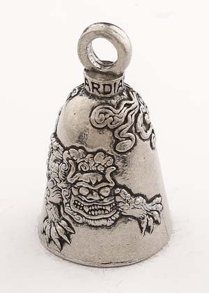GB Foo Dog Guardian Bell® GB Foo Dog Guardian Bells Virginia City Motorcycle Company Apparel