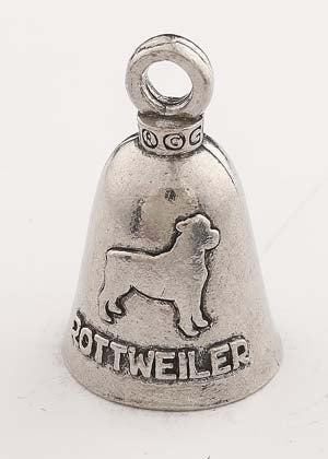 GB Rottweil Dog Guardian Bell® GB Rottweiler Dog Guardian Bells Virginia City Motorcycle Company Apparel