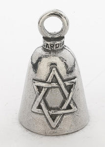 GB Star of David Guardian Bell® GB Star of David Guardian Bells Virginia City Motorcycle Company Apparel