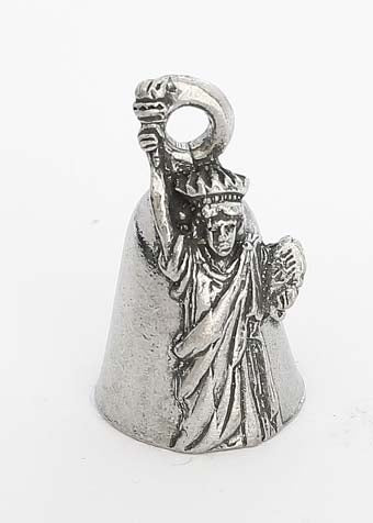 GB Statue of Lib Guardian Bell® GB Statue of Liberty Guardian Bells Virginia City Motorcycle Company Apparel
