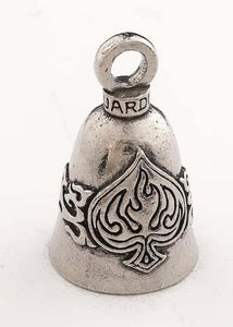 GB Tribal Spade Guardian Bell® GB Tribal Spade Guardian Bells Virginia City Motorcycle Company Apparel