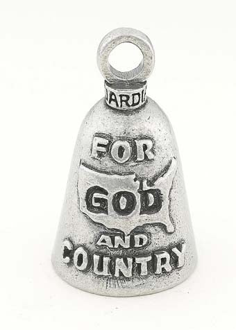 GB For God & C Guardian Bell® GB For God & Country Guardian Bells Virginia City Motorcycle Company Apparel