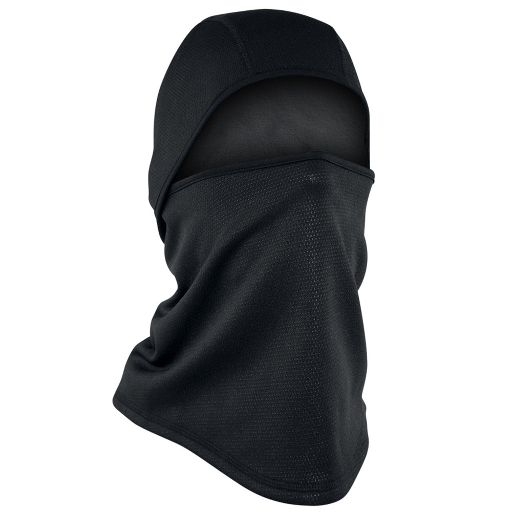 Convertible Balaclava, Windproof, Black - WB4W114 Head/Neck/Sleeve Gear Virginia City Motorcycle Company Apparel