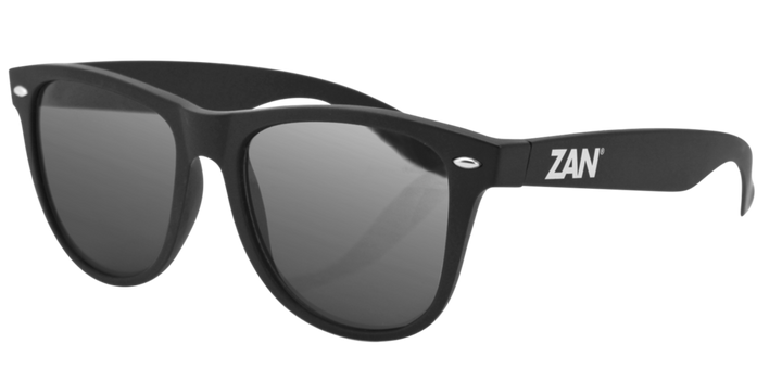 EZMT01 Minty Matte Black Frame, Smoke Lenses Sunglasses Virginia City Motorcycle Company Apparel