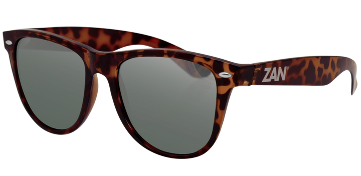 EZMT02 Minty Tortoise Frame, Smoke Lenses Sunglasses Virginia City Motorcycle Company Apparel