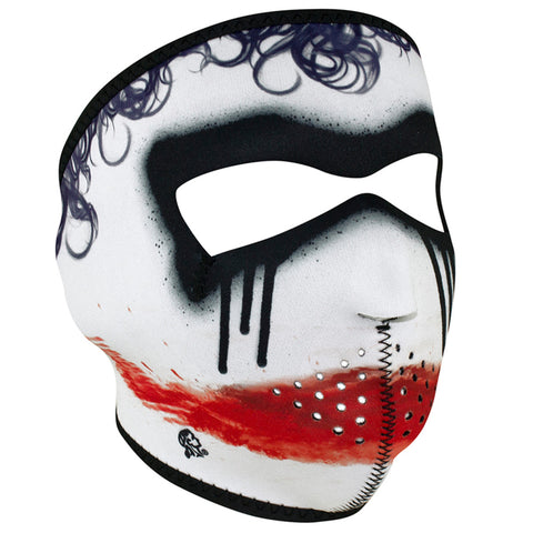 WNFM062 ZAN® Full Mask- Neoprene- Trickster Full Facemasks Virginia City Motorcycle Company Apparel
