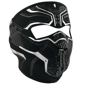 WNFM427 ZAN® Full Mask- Neoprene- Protector Full Facemasks Virginia City Motorcycle Company Apparel