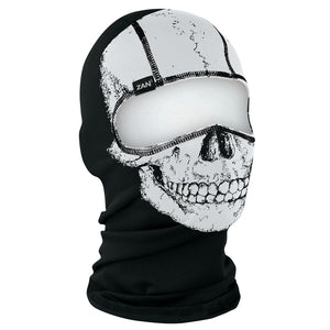 WBP002 Balaclava Polyester- Skull Head/Neck/Sleeve Gear Virginia City Motorcycle Company Apparel