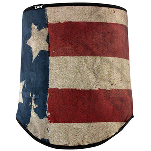 Neck Gaiter, SportFlex(tm) Series, Patriot - WFL408 Head/Neck/Sleeve Gear Virginia City Motorcycle Company Apparel