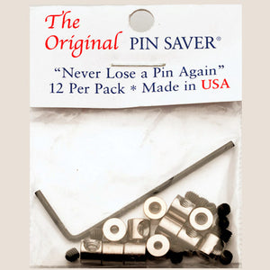 GB Pin Sv Pinz Saver - 12 Pcs Per Pack Guardian Bells Virginia City Motorcycle Company Apparel